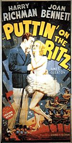 Puttin' on the Ritz  - 1920's music for fun and memories. Though they may not have lived in the 20's many of the songs are familiar.