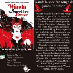 Wanda la sorcière rouge de James Robinson Movie Posters, Livres, Film Poster, Billboard, Film Posters
