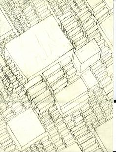 #axonometric #grid