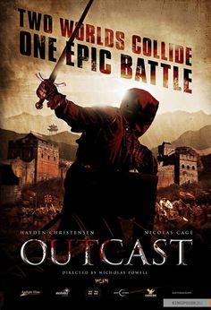 cover maniak!: Outcast (2014)