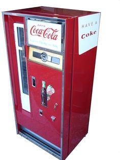 vintage vending on pinterest vending machine coca cola and vintage coke. Black Bedroom Furniture Sets. Home Design Ideas