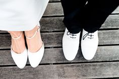 These shoes are made for dancing! Groom Shoes, Bride Groom, Dancing, Art Pieces, Weddings, Sneakers, How To Make, Photography, Fashion