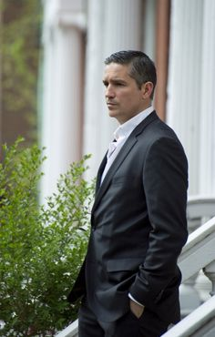 Person of Interest. Jim Caviezel. Love that show and dear god I love him.