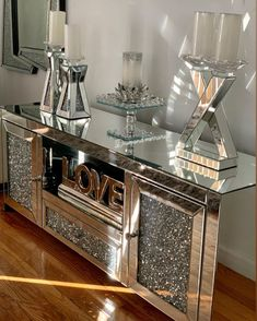 💎 Believe in yourself , your abilities , and in your future 💎Good night to all 😌 Glam Bedroom, Diy Bedroom Decor, Home Decor, Living Room Ideas 2019, Living Room Decor, Home Interior Catalog, Crockery Cabinet, Glamour Decor, Glass Furniture