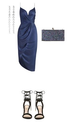"""""""Untitled #496"""" by aayushi3912 on Polyvore featuring Zimmermann, ALDO, Jimmy Choo and Anita Ko"""