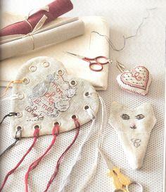 (1) Gallery.ru / Foto # 1 - Mon atelier. Perles et point de croix - fede