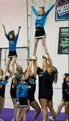 """""""Special-needs cheerleaders inspire at world competition"""" Congrats to these inspiring cheerleaders! The team, which comprises of 14 girls and boys aged 7 to 15, all with a disability such as Down syndrome, autism or cerebral palsy, was recognized as world champions!"""