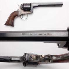 Moore's Patent Revolver