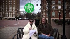 FêteGreenvilleTV - Jan 28th to Feb 3rd. Nice coat, Dave! Get out and support our local music scene. #fetegreenville