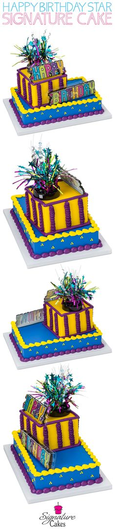 Learn How To Make DecoPacs Frozen Winter Magic Signature Cake