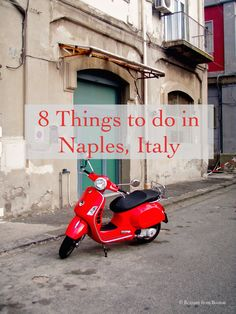 8 Things to do in Naples, Italy // Brittany from Boston: Cinque Terre, Sorrento, Italy Vacation, Italy Travel, Italy Trip, Italy Honeymoon, Honeymoon Destinations, Amalfi Coast, Rome