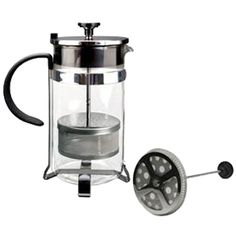 A R Store - Duet Tea Infuser   French Press Coffee System - Product Detail