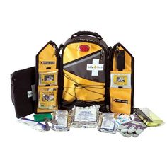 1215f5dbd04d Life Gear Wings-Of-Life Backpack With Life Essentials