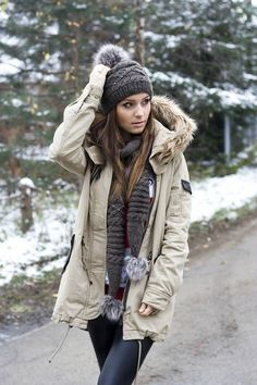 casual layers for winter