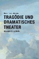 Tragödie und Dramatisches Theater | Lehmann | Buch (Cover)