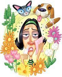 Cosas que dan alergia
