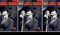 James Brown: Bass Play-Along Volume 48