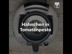 Thermotasty - Thermomix® Hähnchen in Tomatenpesto