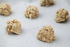 Instant Oatmeal Cookies, Oatmeal Breakfast Cookies, Breakfast Cookie Recipe, Healthy Oatmeal Cookies, Sugar Free, Treats, Cake, Sweet, Desserts