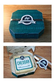 Cheese Packaging design! by Renae Hunter