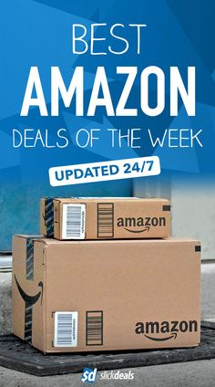 These are the highest-rated deals on Amazon this week. List always updated!