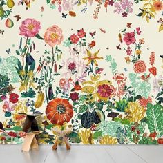 The most beautiful wallpaper that ever existed. Now...does anyone know where I can get it from?!