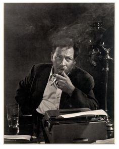 "Tennessee Williams  ""Why do I write? Because I find life unsatisfactory."" —Tennessee Williams"
