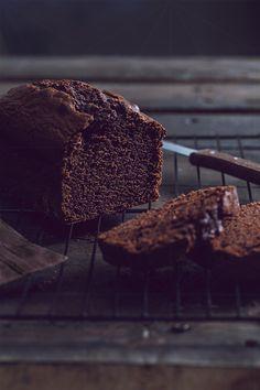 ... cake moelleux tout chocolat ...