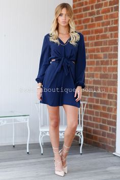 Harmonious Dress ▶ ▷▶ Shop It Now ❤ Xenia Boutique xx