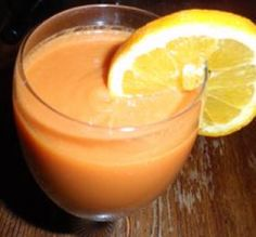 Power Juice - VERY easy recipe blend and totally worth it.  Great for that morning boost!  (www.fitmogul.com)