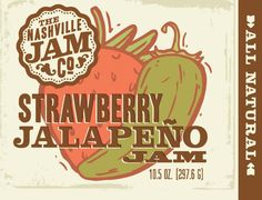 Nashville Jam Co: out of Nashville, these jams are fabulous and could make good gifts or do well served fresh.