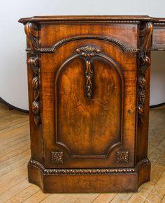 chippendale íróasztal, eladó antik szobabútorok Armoire, Clock, Furniture, Home Decor, Antique Furniture, Clothes Stand, Watch, Homemade Home Decor, Closet