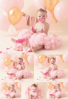 Cake Smash! Newborn Baby Photography www.maxineevansphotography.com Celebrity Baby Photography