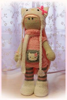 Сrochet Doll & Little Things   VK