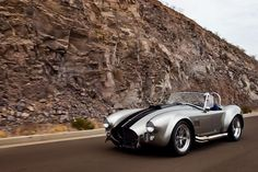 Cobra 427. Oh my, I think I'm in love.