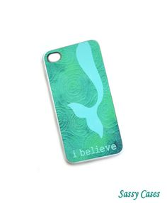 iPhone 4 4S or iPhone 5 Case iPhone Case Mermaid i believe