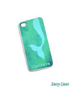 iPhone 4 4S or iPhone 5 Case iPhone Case Mermaid i believe