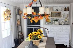 Fall 2016 Itsy Bits And Pieces Home Tour