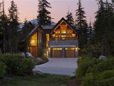 Luxurious Whistler alpine escape in exclusive Kadenwood