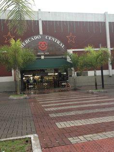 Mercado Central em Belo Horizonte, MG