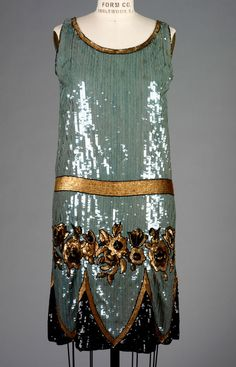 Dress, circa 1925 A. and L. Triocchi (French)