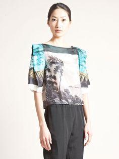 Dries Silk Top, $714.90