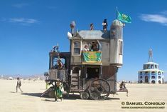 Neverwas Haul 2012 Burning Man