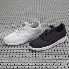 Get the ultimate off the board comfort with the @Vans ISO 1.5 Now available at JD in two monochrome editions for men. ( codes: 056647/056623) by jdsportsofficial