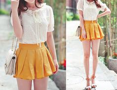 happy holidays~ : Foto #cute #short #summer #outfit