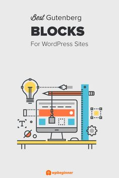 Looking for the best Gutenberg blocks for WordPress sites? Here are the handpicked 18 best WordPress Gutenberg blocks that help you create beautiful webpages easily. Wordpress Org, Wordpress Plugins, Learning, Blogging, Create, Tips, Photography, Beautiful, Photograph