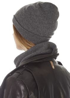 This is the Grey Beanie Hat by Italian brand 'Santacana'. This gorgeous hat will add a chic touch to any look! Grey Beanie, Beanie Hats, Grey Fabric, Merino Wool, Cashmere, Winter Hats, Burgundy, Touch, Colour