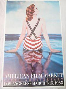 Resultado de imagen de American Film Market Posters