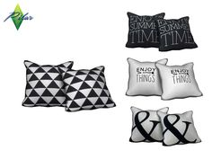 Calligraphic trend: modern, graphic, structured Found in TSR Category 'Sims 4 Rugs'