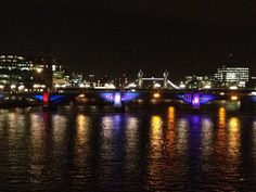 The Thames and London Bridge